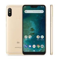 Смартфон Xiaomi Mi A2 Lite 4GB/64GB (Gold-золотой)