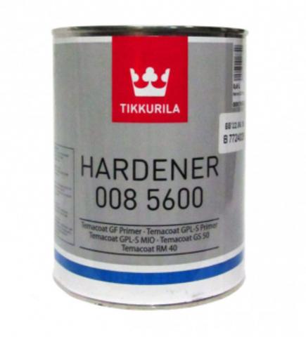 Tikkurila Industrial Hardener / Тикккурила 008 5600 отвердитель для красок Темакоут