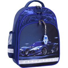 Рюкзак школьный Bagland Mouse 225 синий 248к (0051370)