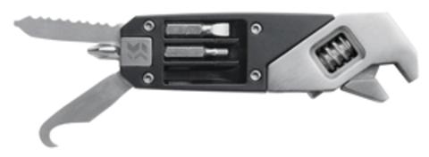 Мультитул Swiss+Tech XDrive Adjustable Wrench Tool Kit