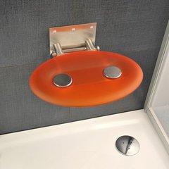 Сиденье для душа Ravak OVO Р Orange B8F0000005 фото