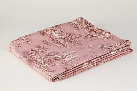 Комплект штор  хлопок Pastel Roze