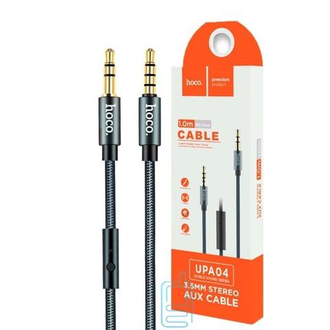 Купить кабель AUX Hoco UPA04