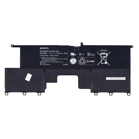 Аккумулятор для Sony BPS38 ORG (7.5V 4740mAh)