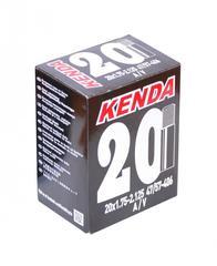 """Велокамера 20"""" авто ниппель Kenda 20x1.75/2.125"""