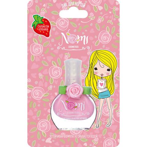 Лак для ногтей  №10 Розовый пион (на блистере)