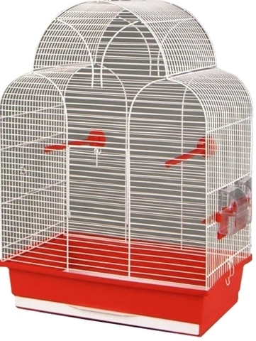 Inter-Zoo клетка для птиц SONIA 450*280*630