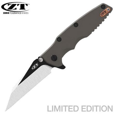 Нож Zero Tolerance модель 0392WC Рик Хиндерер Limited Edition