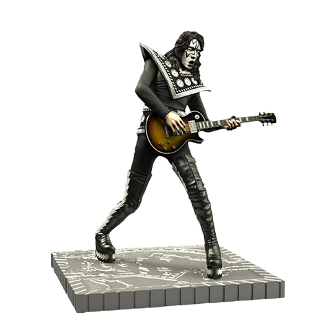 Kiss Hotter Than Hell - The Spaceman (Ace Frehley)