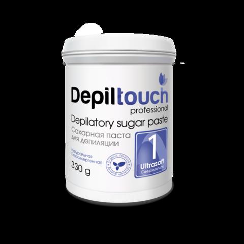Сахарная паста для депиляции «Depiltouch professional» сверхмягкая 330 г.