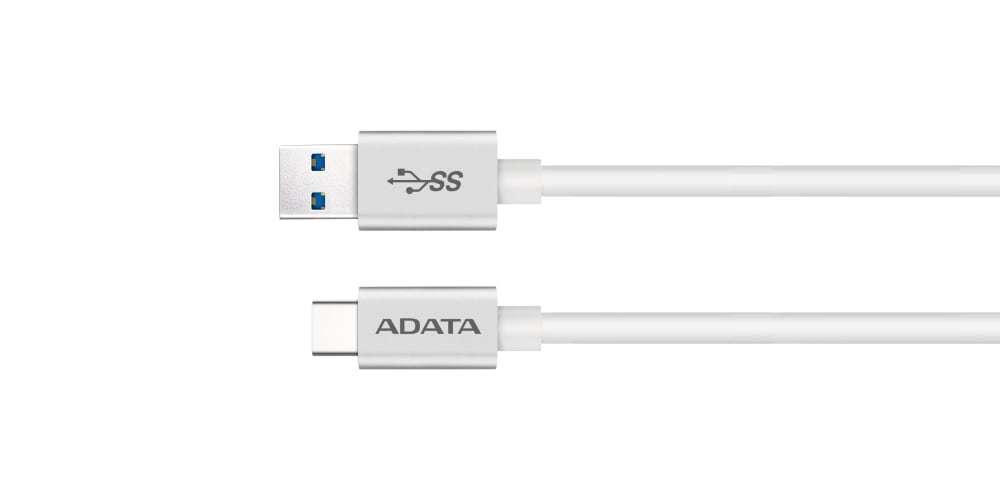 Кабель A-Data Type-С - USB 3.1 для зарядки и синхронизации 1 метр