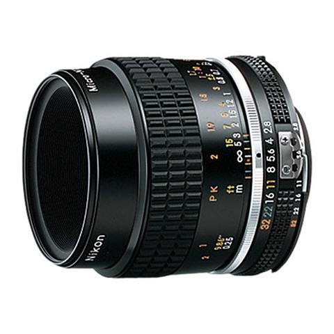 Объектив Nikkor Ai-S 55mm f/2.8 Micro Black для Nikon