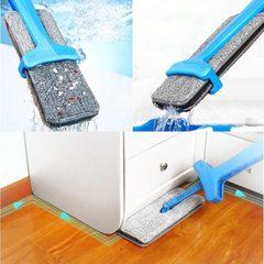 Швабра для мытья полов с отжимом switch n clean картинка