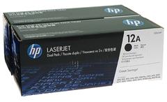 Картридж HP Q2612AF упаковка из двух