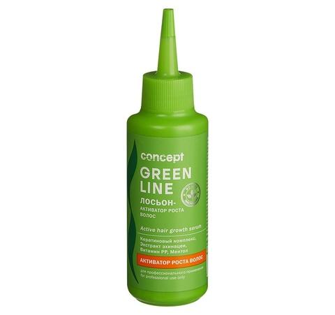Лосьон-активатор роста волос Active hair growth serum, 100 мл Concept
