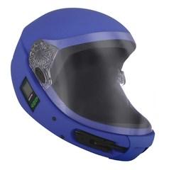 Шлем Kiss Royal Blue