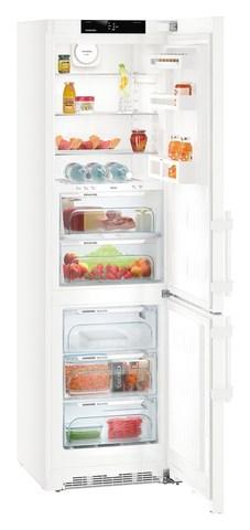 Двухкамерный холодильник Liebherr CBN 4835