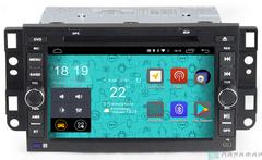 Штатная магнитола 4G/LTE с DVD для Chevrolet Aveo 04-11 на Android 7.1.1 Parafar PF020D
