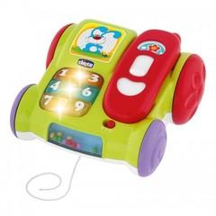 Chicco Музыкальная игрушка-каталка