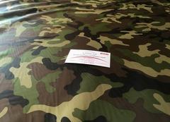 Тентовая ткань Оксфорд 210Д камуфляж