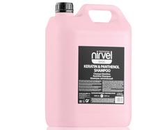 NIRVEL шампунь увлажняющий с пчелиным маточным молочком для окрашенных волос royal jelly shampoo 5000 мл.