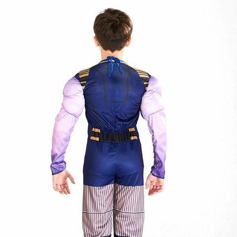 Мстители Война бесконечности костюм детский с мускалами Танос