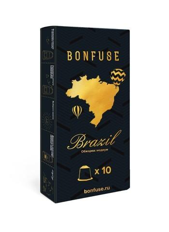 """Капсулы Nespresso """"Brazil"""" medium roast (10 капсул в упаковке)"""