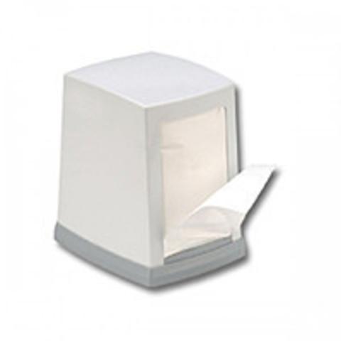 Pro Пластиковый держатель бумажных салфеток (белый)