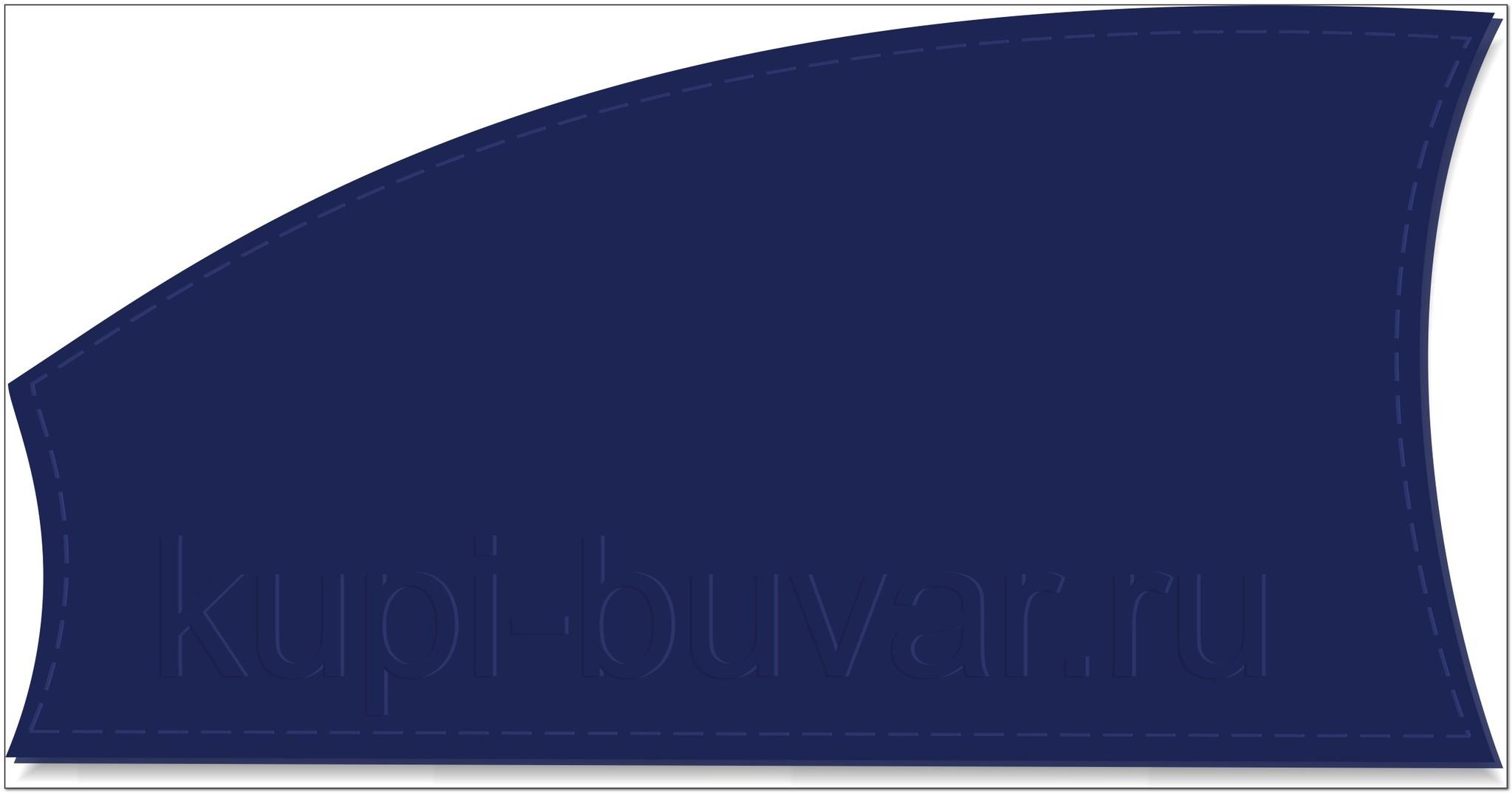 кожаный бювар - подложка на стол Беркли-25 (R,L)
