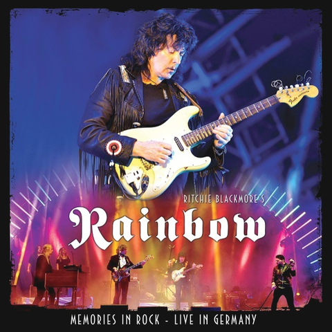 Ritchie Blackmore's Rainbow / Memories In Rock - Live In Germany (3LP)