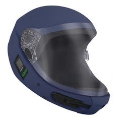 шлем Kiss Navy Blue