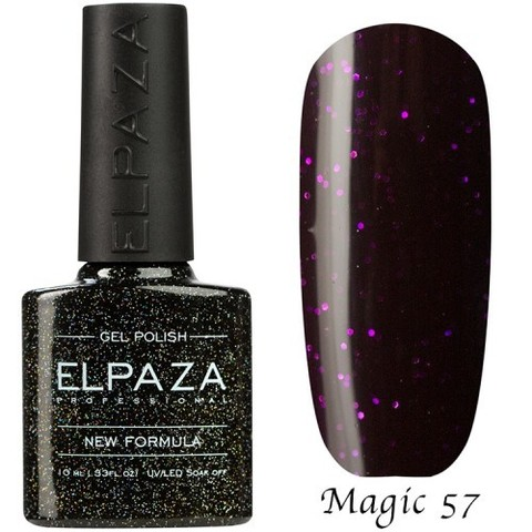 Гель лак Elpaza Magic, ТАЙНА 57