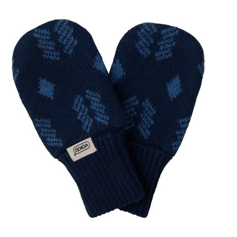 Рукавички Voksi Double Knit Nordic Blue