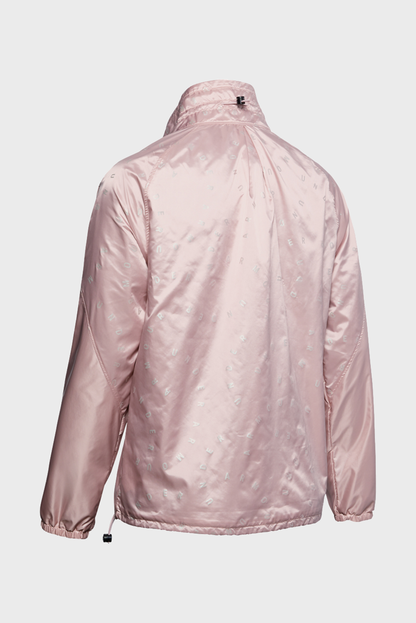 Женская розовая ветровка Athlete Recovery Woven Iridescent Jacket Under Armour