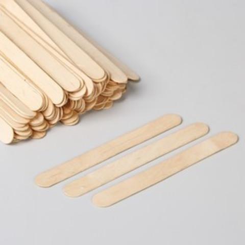 Шпатель деревянный, малый (1уп - 5шт)