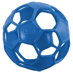 Oball Мячик «Футбол» синий (81145-2)
