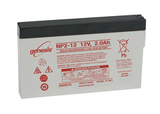 Аккумулятор EnerSys Genesis NP2-12 ( 12V 2Ah / 12В 2Ач ) - фотография
