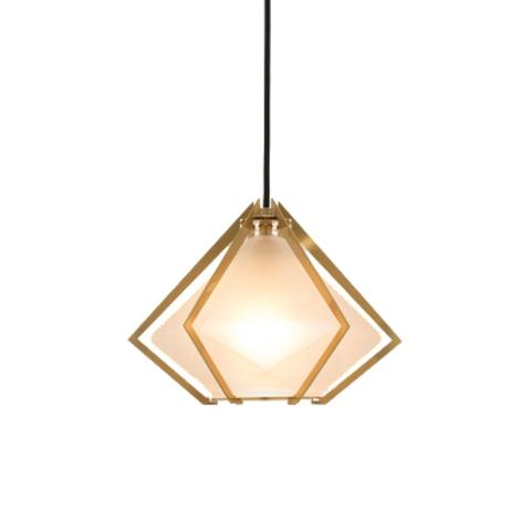 Подвесной светильник копия Harlow 2 by Gabriel Scott (белый)