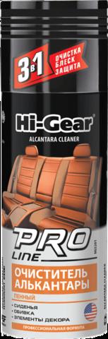 5201 Очиститель алькантары( пенный) профессиональная формула ALCANTARA CLEANER PROFESSIONAL LINE 340, шт