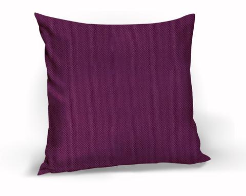 Подушка декоративная Адриана фиолетовый