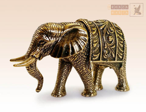фигурка Слон с ковром