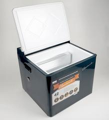 Холодильник автомобильный электрогазовый Camping World Absorption gas refrigerat 42L