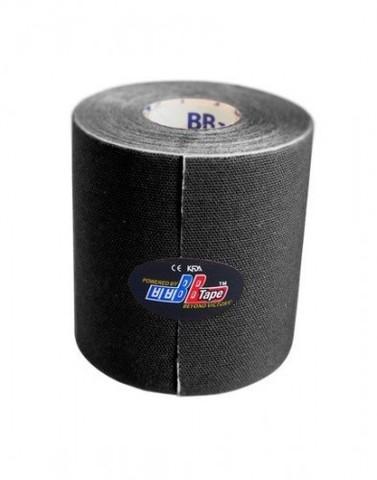 BBtape кинезио тейп 7,5см × 5м (черный)