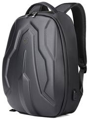 Рюкзак антивор ARCTIC HUNTER B-00320 USB Карбон