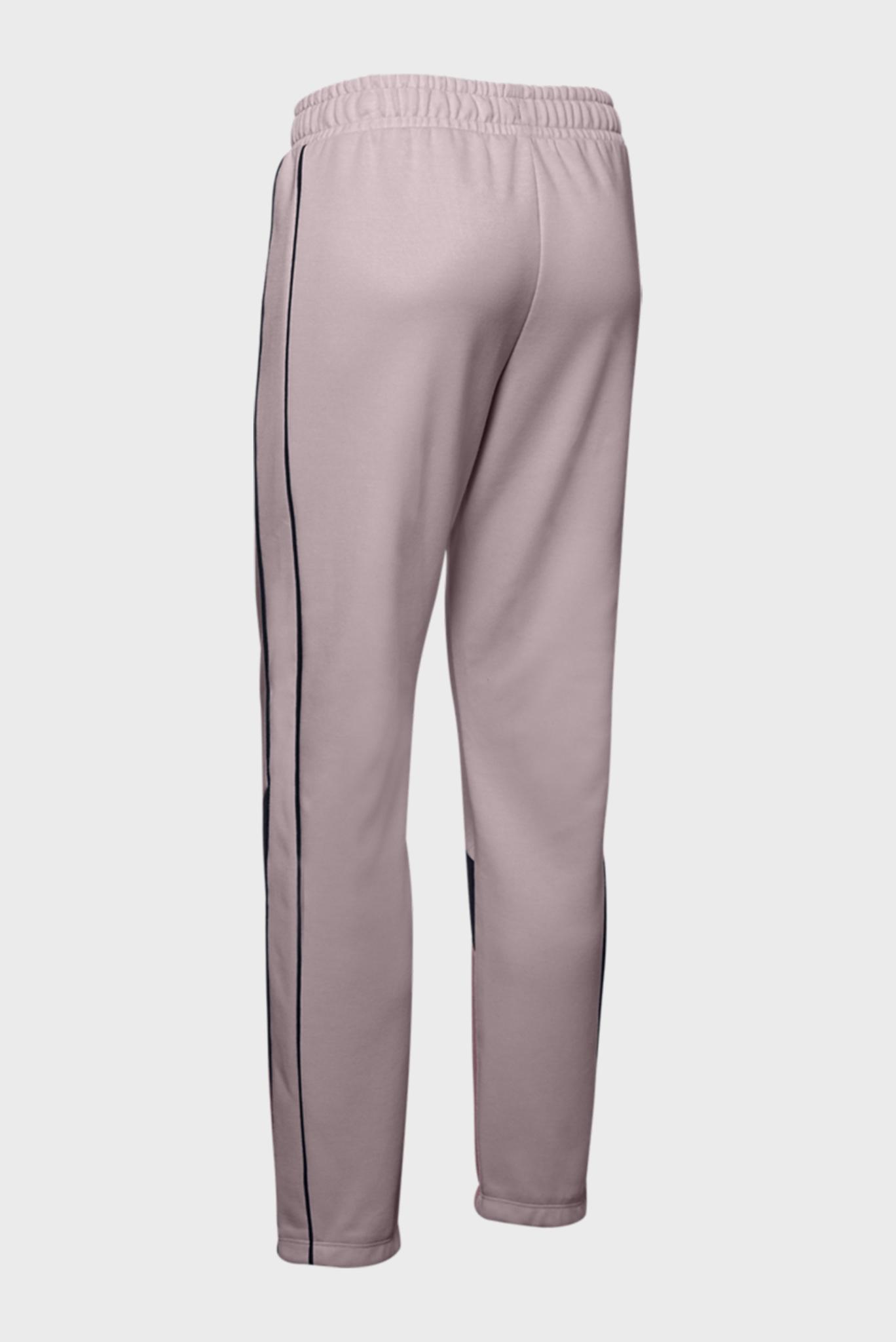 Женские розовые спортивные брюки Double Knit Pant Under Armour