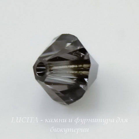 5328 Бусина - биконус Сваровски Crystal Silver Night 4 мм, 10 штук (large_import_files_c0_c02de301874e11e3bb78001e676f3543_9140b5a5546c40de81c1e6d069822a63)