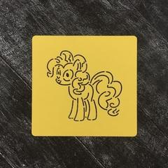 Радужная пони №3 Пинки Пай