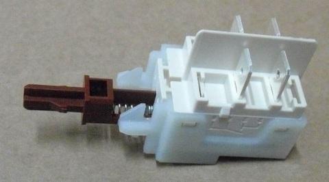 Кнопка сетевая стиральных машин БЕКО 2827990100
