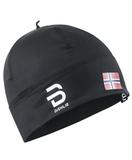 Шапка лыжная Bjorn Daehlie Hat Polyknit flag Black