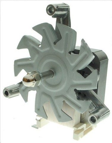 Двигатель (мотор) вентилятора для духовки Gorenje (Горенье) - 598534, 227861, 607771, 336678, 343442, 394011, 521115, 598534
